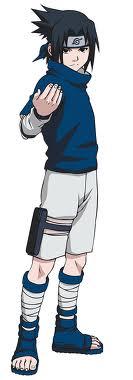 Sasuke Uchiha 1 style costume